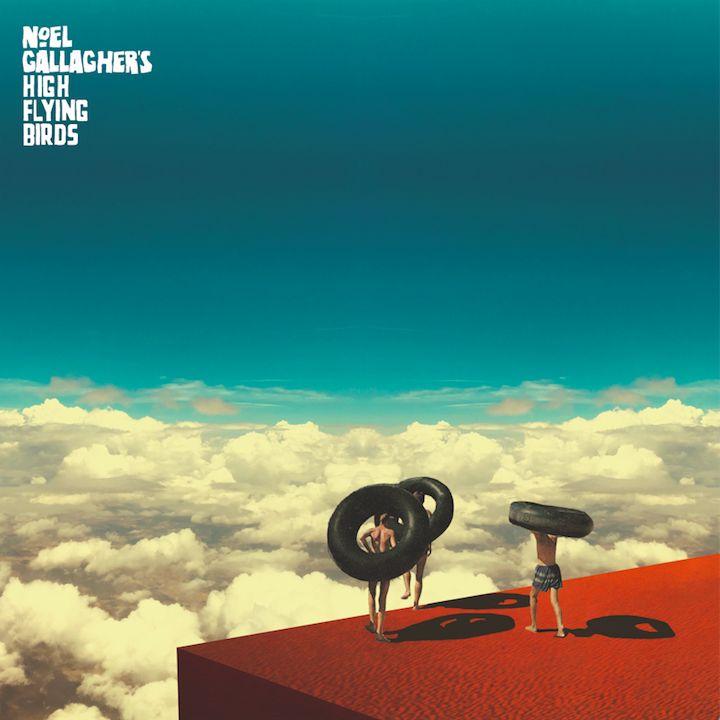 "NOEL GALLAGHER'S HIGH FLYING BIRDS / ノエル・ギャラガーズ・ハイ・フライング・バーズ / WAIT & RETURN [12""]"