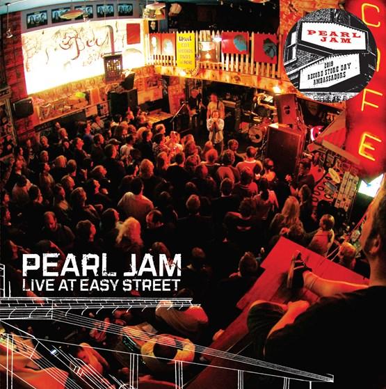 PEARL JAM / パール・ジャム / LIVE AT EASY STREET [LP]