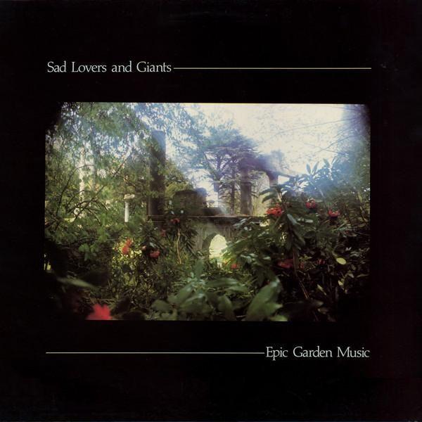 SAD LOVERS AND GIANTS / サッド・ラヴァーズ・アンド・ジャイアンツ / EPIC GARDEN MUSIC [COLORED LP]