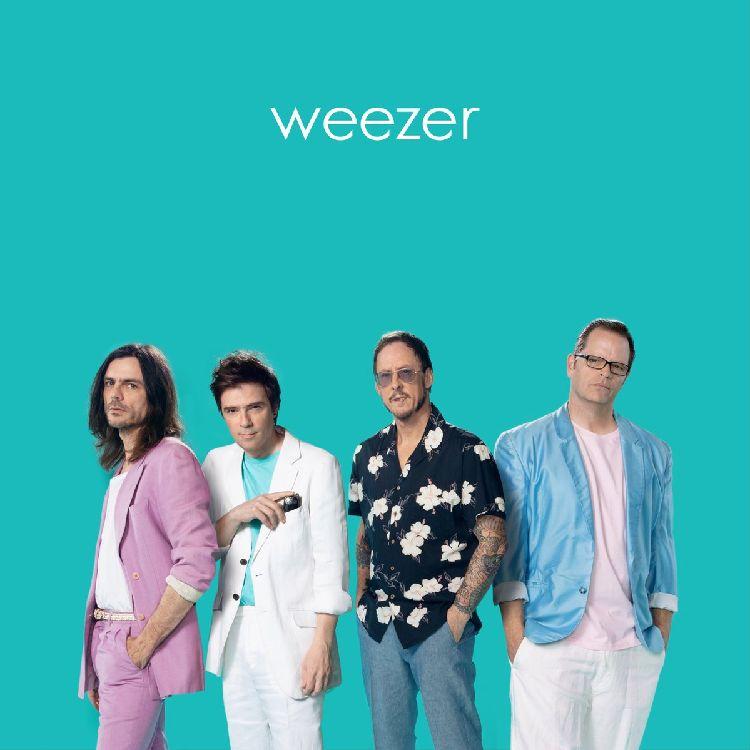 WEEZER / ウィーザー / WEEZER (TEAL ALBUM) [COLORED LP]
