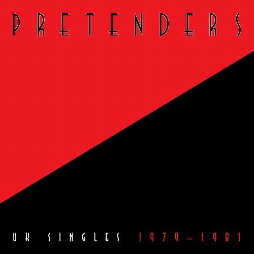 """PRETENDERS / プリテンダーズ / UK SINGLES 1979-1981 [7""""x8]"""