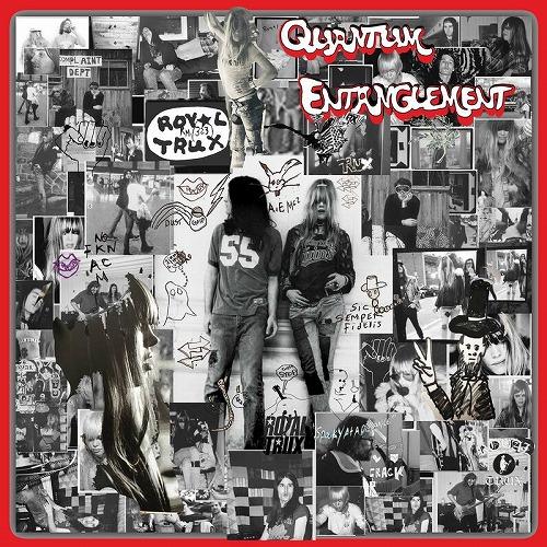 ROYAL TRUX / ロイヤル・トラックス / QUANTUM ENTANGLEMENT [COLORED LP]