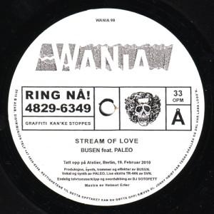 BUSEN / Stream Of Love