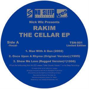 RAKIM / ラキム / CELLAR EP