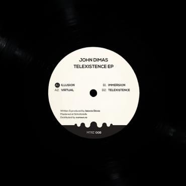 JOHN DIMAS / TELEXISTENCE EP