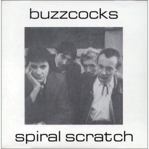 BUZZCOCKS / バズコックス / SPIRAL SCRATCH