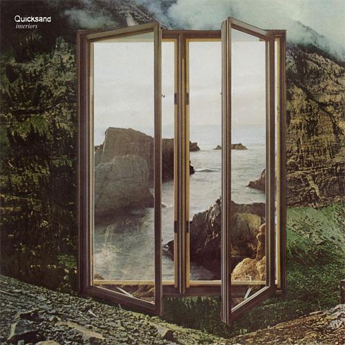QUICKSAND / クイックサンド / INTERIORS(LP)