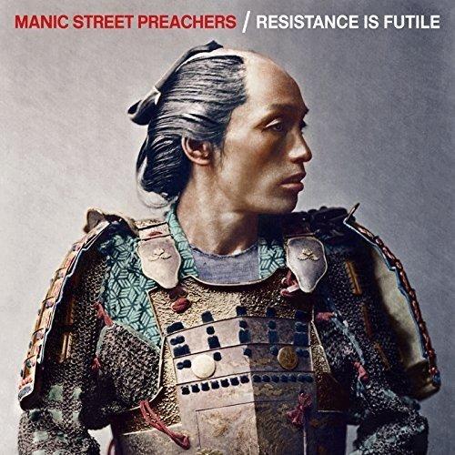 MANIC STREET PREACHERS / マニック・ストリート・プリーチャーズ / RESISTANCE IS FUTILE (LP/180G/WHITE VINYL)