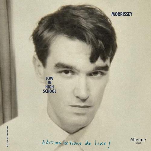 MORRISSEY / モリッシー / LOW IN HIGH SCHOOL (DELUXE EDITION) (2LP/CLEAR VINYL)