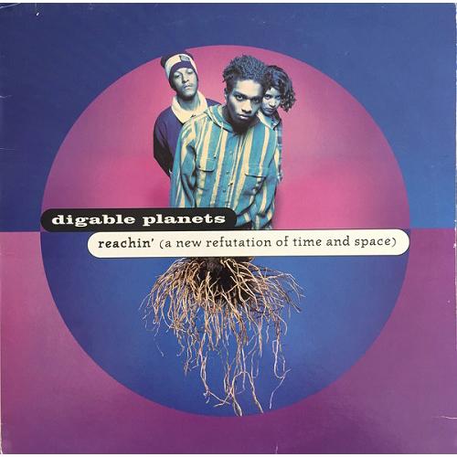 DIGABLE PLANETS / ディゲブル・プラネッツ / REACHIN'