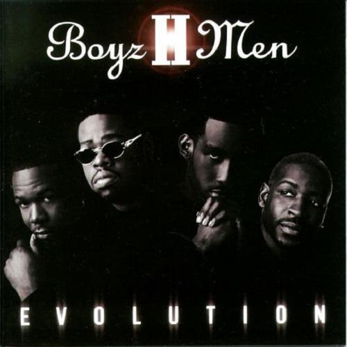 BOYZ II MEN / ボーイズ・トゥー・メン / EVOLUTION