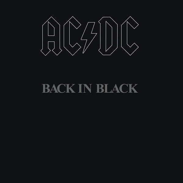 AC/DC / エーシー・ディーシー / BACK IN BLACK