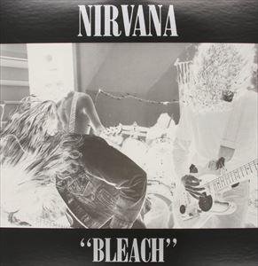 NIRVANA / ニルヴァーナ / BLEACH (BLACK)