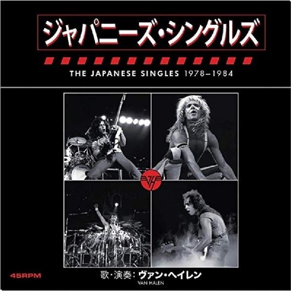 VAN HALEN / ヴァン・ヘイレン / THE JAPANESE SINGLES 1978-1984 <7INCH VINYL BOX>