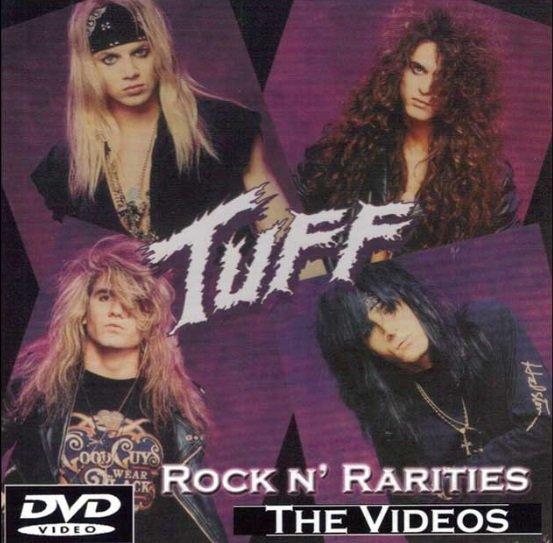 TUFF / タフ / ROCK N' RARITIES<DVD>