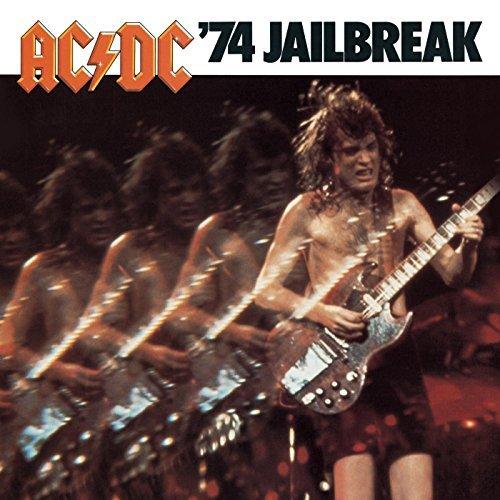 AC/DC / エーシー・ディーシー / '74 JAILBREAK<DIGI>