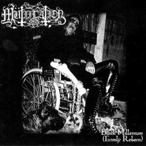 MUTIILATION / BLACK MILLENIUM(GRIMLY REBORN)