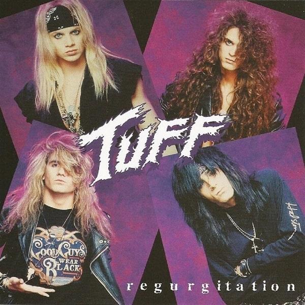 TUFF / タフ / REGURGITATION