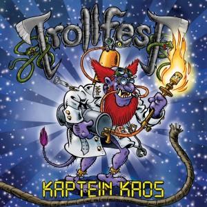 TROLLFEST / KAPTEIN KAOS <DIGI / CD+DVD>