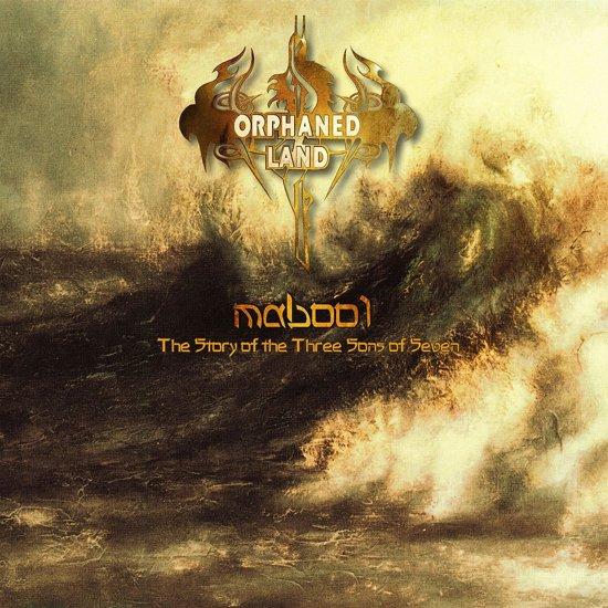 ORPHANED LAND / オーファンド・ランド / MABOOL<10TH ANNIVERSARY EDITION>
