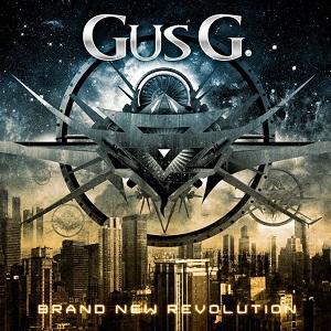 GUS G. / ガス・ジー / BRAND NEW REVOLUTION / ブランニュー・レヴォリューション