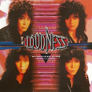 LOUDNESS / ラウドネス / HURRICANE EYES JAPANESE VERSION  / ハリケーン・アイズ(ジャパニーズ・ヴァージョン)