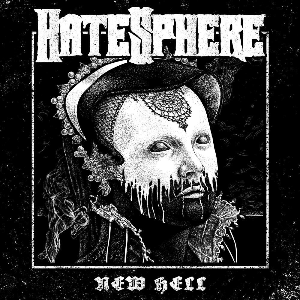 HATESPHERE / ヘイトスフィア / NEW HELL