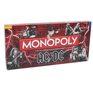 AC/DC / エーシー・ディーシー / MONOPOLY