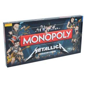 METALLICA / メタリカ / MONOPOLY