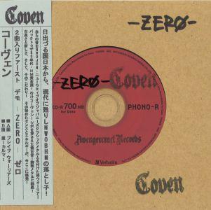 COVEN / コーヴェン(JAPAN) / -ZERO-<CD-R> / -ゼロ-<CD-R>
