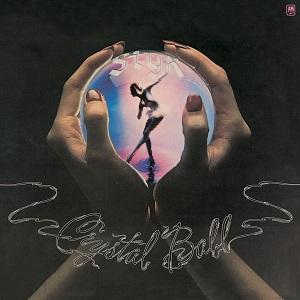 STYX / スティクス / CRYSTAL BALL / クリスタル・ボール<紙ジャケット / SHM-CD>