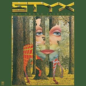 STYX / スティクス / GRAND ILLUSION / グランド・イリュージョン~大いなる幻影<紙ジャケット / SHM-CD>