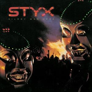 STYX / スティクス / KILROY WAS HERE / ミスター・ロボット<紙ジャケット / SHM-CD>