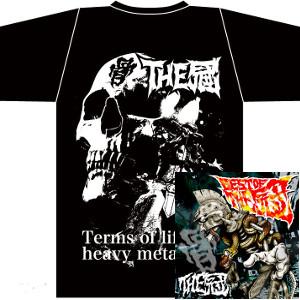 THE冠 / ベスト・オブ・ザ冠『骨』Tシャツ付きMサイズ