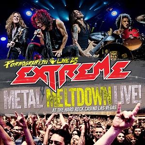 EXTREME / エクストリーム / PORNOGRAFFITTI LIVE 25 / METAL MELTDOWN<2LP / RED VINYL>