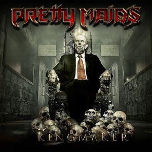 PRETTY MAIDS / プリティ・メイズ / KINGMAKER