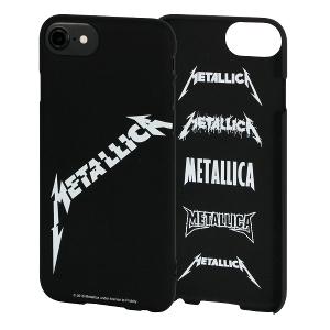 METALLICA / メタリカ / バンドロゴ<ハードケース/iPhone7/6s/6>