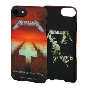 METALLICA / メタリカ / メタル・マスター<ハードケース/iPhone7/6s/6>