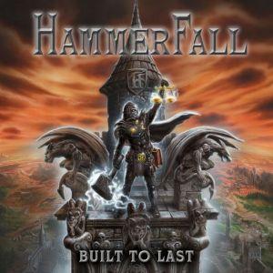 HAMMERFALL / ハンマーフォール / BUILT TO LAST<CD+DVD/MEDIABOOK>