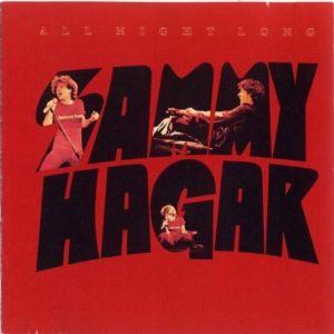 SAMMY HAGAR / サミー・ヘイガー / ALL NIGHT LONG