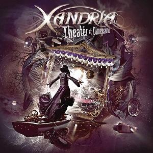 XANDRIA / キサンドリア / THEATER OF DIMENSIONS / シアター・オブ・ディメンションズ<初回限定盤CD+ボーナスCD>