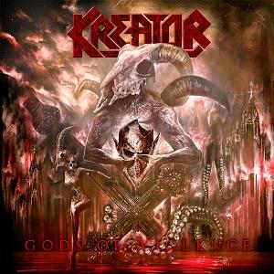KREATOR / クリエイター / GODS OF VIOLENCE / ゴッズ・オブ・ヴァイオレンス<通常盤CD>