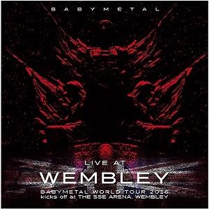 BABYMETAL / ベビーメタル / LIVE AT WEMBLEY