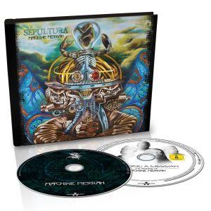 SEPULTURA / セパルトゥラ / MACHINE MESSIAH<CD+DVD>
