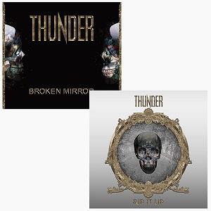 THUNDER (from UK) / サンダー / RIP IT UP  / リップ・イット・アップ<完全生産限定CD+2枚組ライヴCD+『ブロークン・ミラー』EP