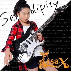 Li-sa-X / りーさーX / Serendipity / セレンディピティ