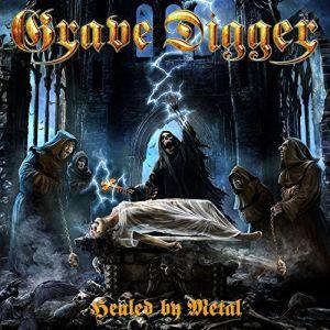 GRAVE DIGGER / グレイヴ・ディガー / HEALED BY METAL<DIGI>