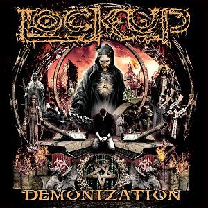 LOCK UP / ロックアップ / DEMONIZATION<LP>