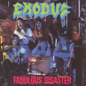 EXODUS / エクソダス / FABULOUS DISASTER<PICTURE VINYL>