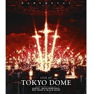 BABYMETAL / ベビーメタル / LIVE AT TOKYO DOME / ライヴ・アット・トウキョウ・ドーム<2ブルーレイ>